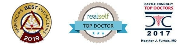 Top Doctor Award Logos